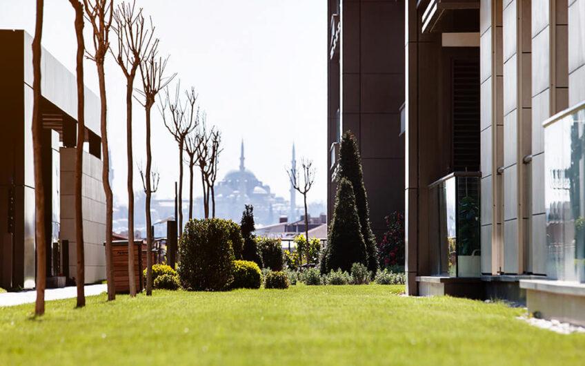 Элитный комплекс в историческом центре Стамбула