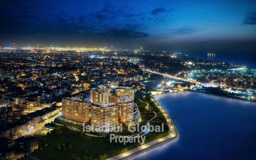 Роскошный комплекс на берегу Мраморного моря