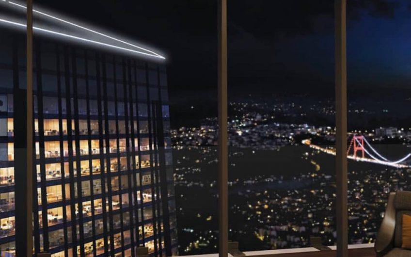 Самое высокое здание в Стамбуле