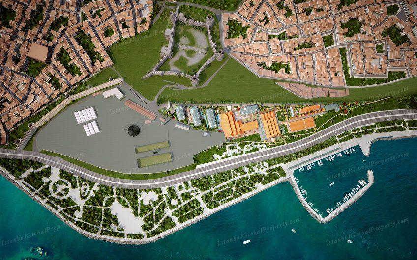Удивительный и сказочный проект Стамбула